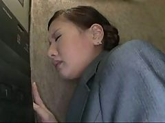 Shocked Officelady groped in Elevator _: asian milfs public nudity