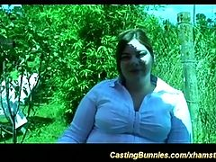 French anal bbw casting _: anal bbw french