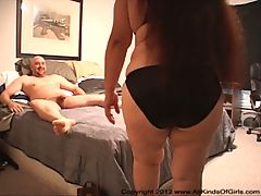 Big Butt Latina BBW Grandma _: anal bbw grannies