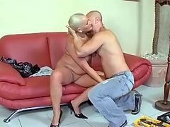 Horny Mature _: big boobs hardcore matures